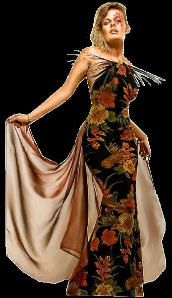 GINATUBE FEMME 1049
